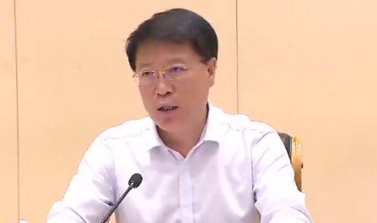 淄博市域社会治理现代化试点工作视频会议召开