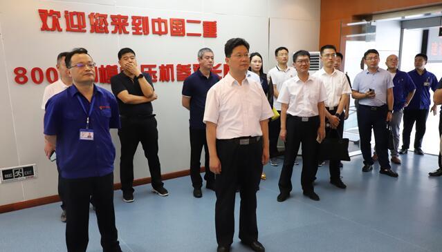 孟庆斌赴青海等地调研对口支援工作并考察招商项目