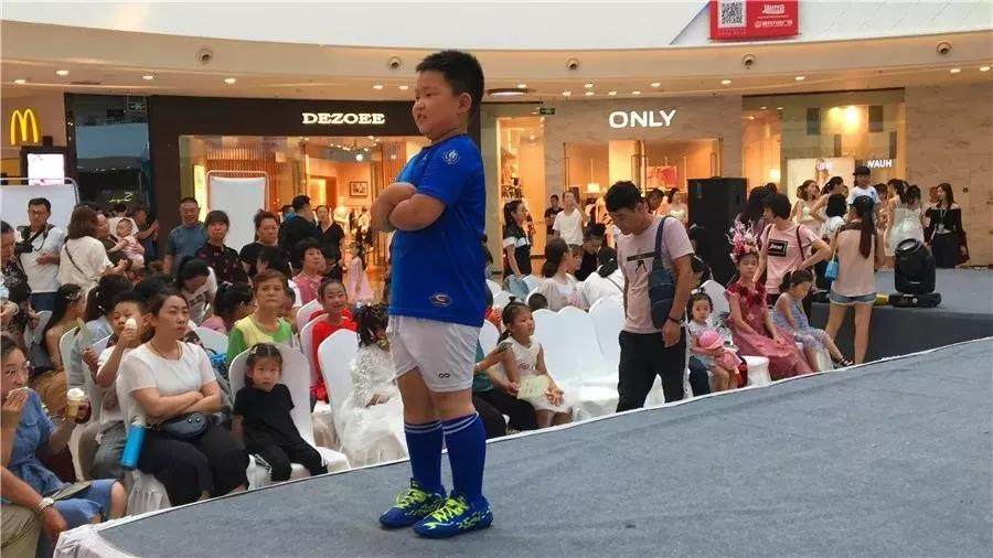"""助力体育文明融合""""鲁能·潍坊杯""""牵手球童选拔赛精彩图集来啦"""